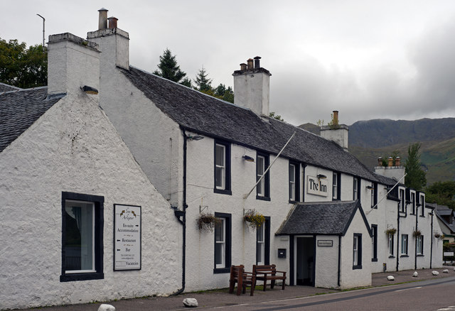 The Inn, Ardgour