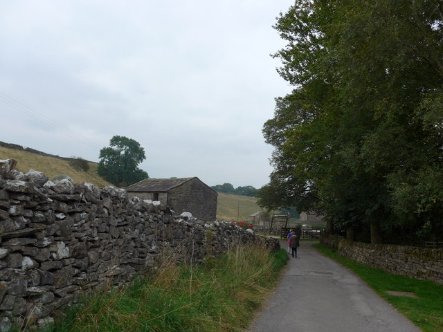 Dales Way trek from Bolton Abbey to Pinder Stile (145)