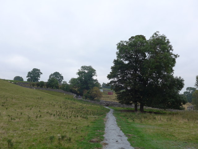 Dales Way trek from Bolton Abbey to Pinder Stile (149)