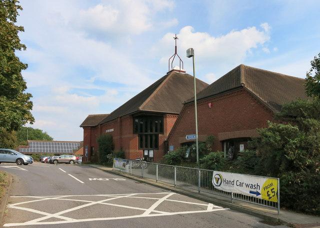 Trinity Church, Lower Earley