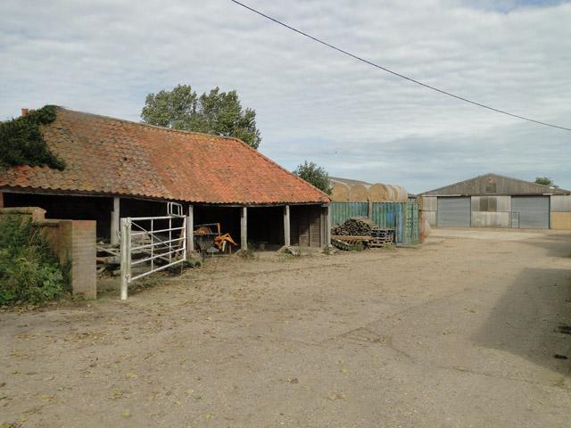 Barns at Hill House Farm