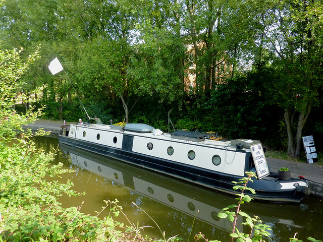 The Oat Cake Boat in Etruria, Stoke-on-Trent