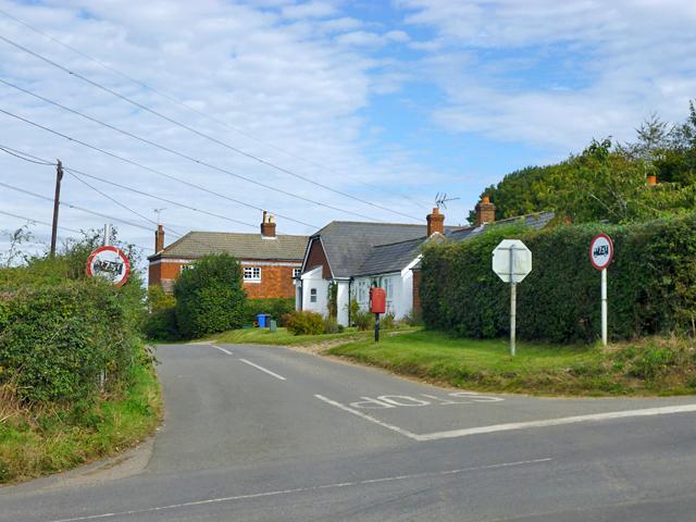 Houses on Hole Lane