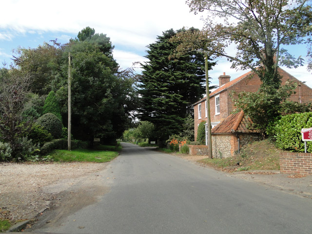 Houses in Thursford