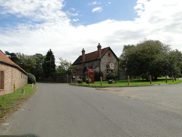 Thursford village centre
