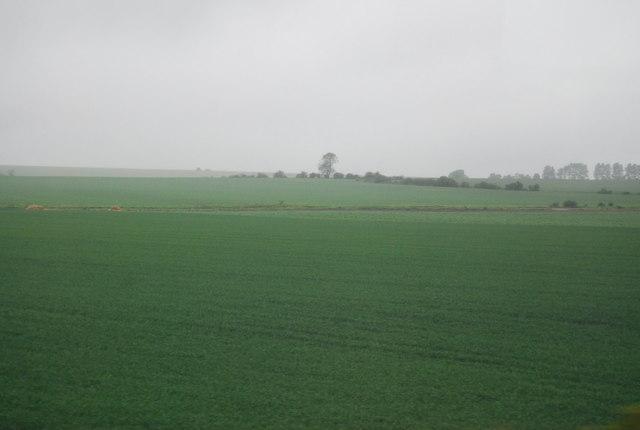 Hertfordshire farmland