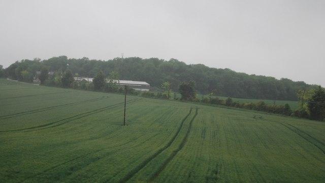 Farmland and Park Wood