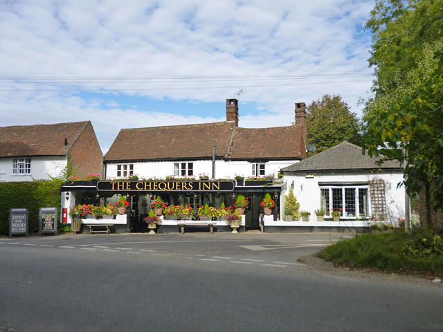 The Chequers Inn, Well