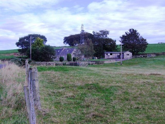 East Kingsford Cottage