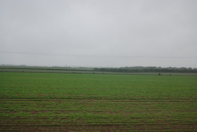 Extensive arable land