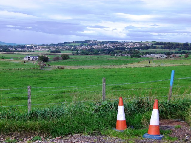 View towards Westhill