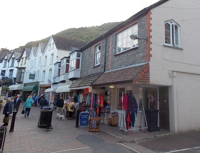 Lynmouth Leisure Outlet Shop