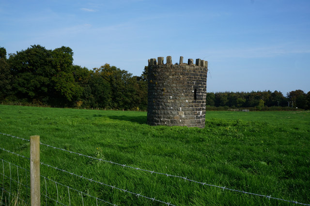Air Shaft near Bryn