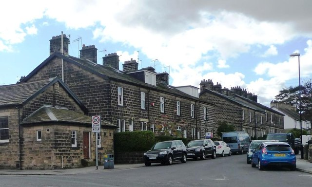 Houses on Cavendish Road, Guiseley