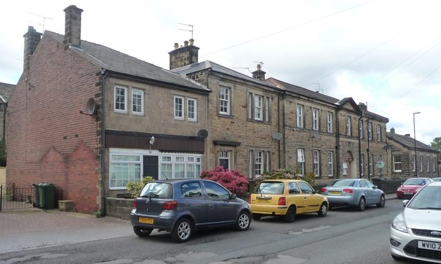 Former WW1 Drill Hall, Guiseley [4]