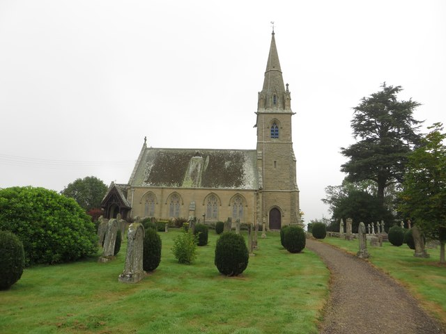Langton Parish Church