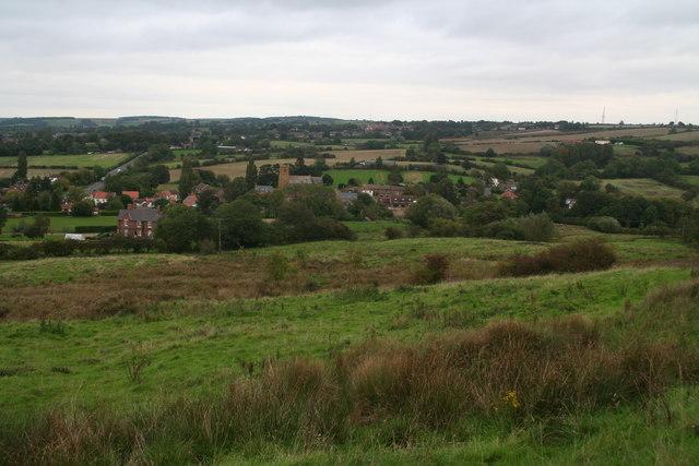 Nettleton from Nettleton Hill