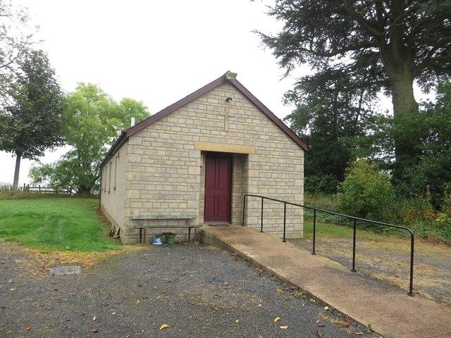 Langton Parish Church Hall