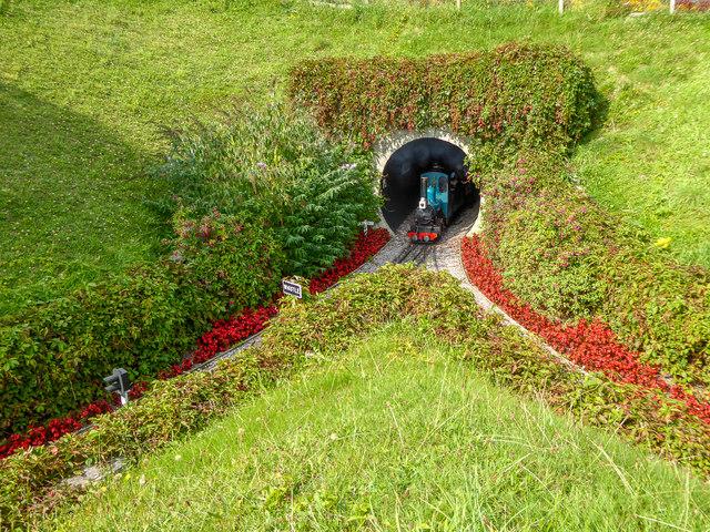 Tunnel, Pecorama, Beer, Devon
