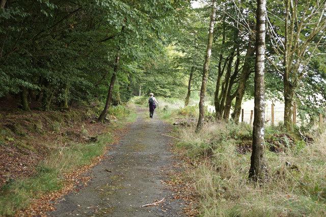 Estate path