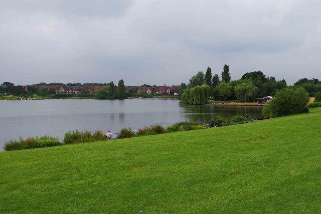 Furzton Lake, Furzton, Milton Keynes