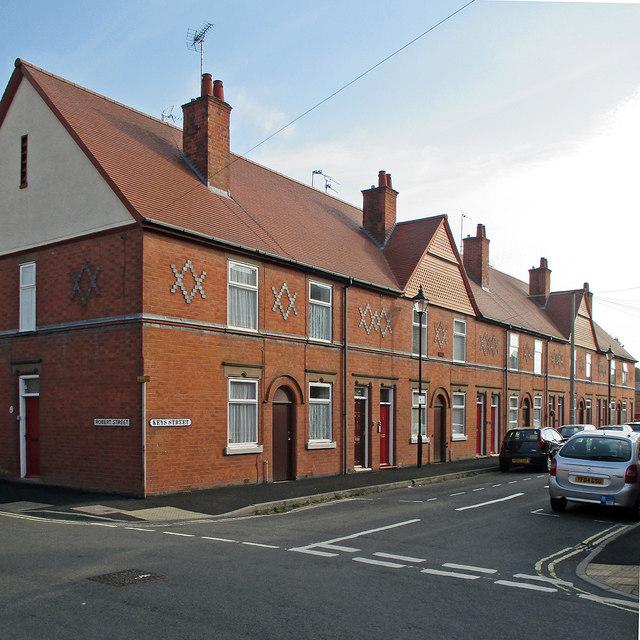 Liversage Trust Nottingham Road Estate