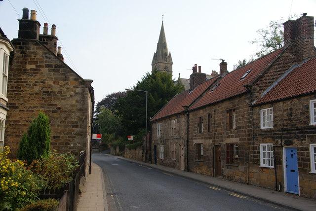High Street, Ruswarp