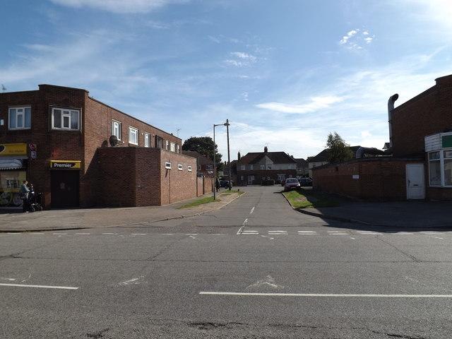Cranwell Crescent, Priory Heath, Ipswich