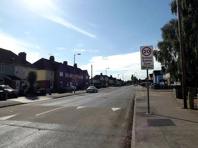 Lindbergh Road, Priory Heath, Ipswich
