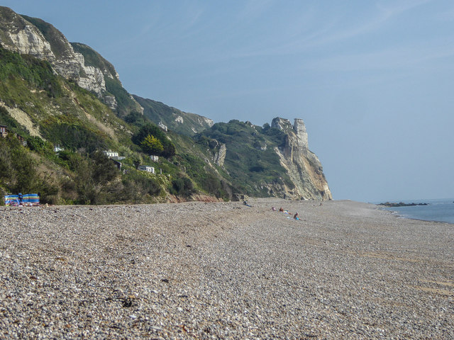 The Beach, Branscombe, Devon