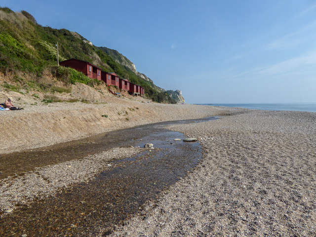 The Beach, Branscombe, Devon