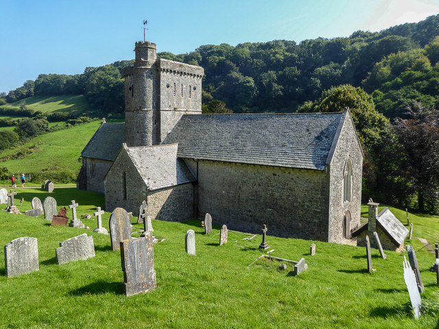 St Winifred's Church, Branscombe, Devon