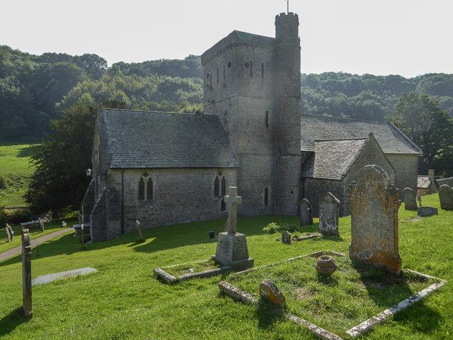 St Winifred's Church, Branscombe