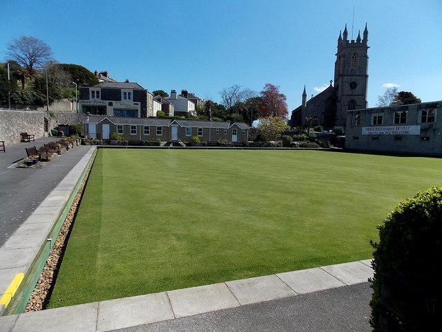 Clevedon Bowling Club