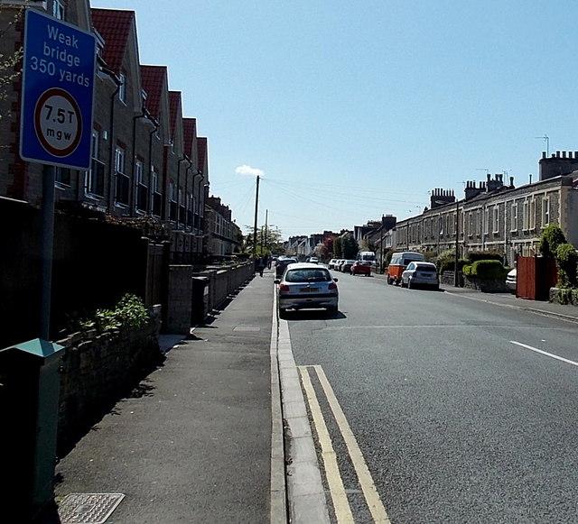 Strode Road, Clevedon