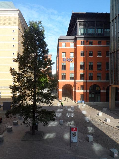 Brunswick Square - Birmingham