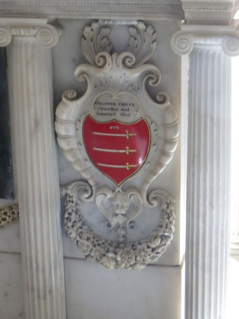 Coat of Arms on the Tomb