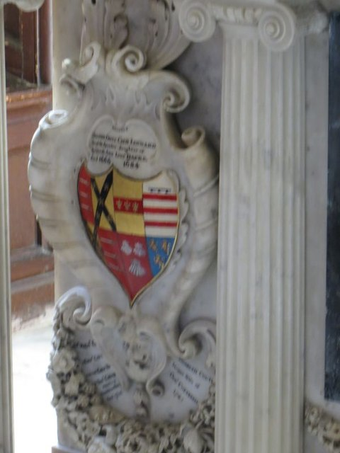 Second Coat of Arms