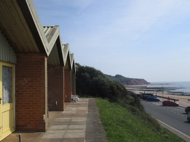 View towards Orcombe Point