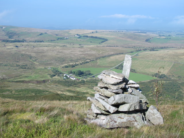 Currick above Howgill (2)