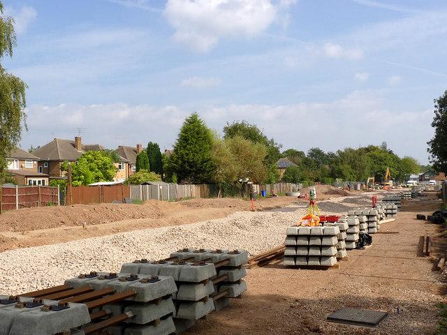 Bramcote Lane Recreation Ground site
