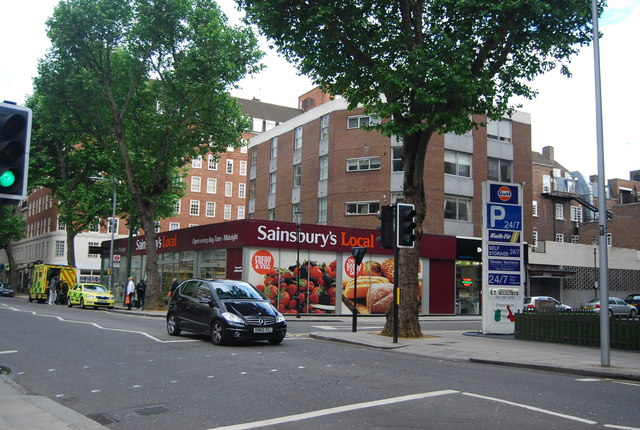 Sainsbury's Local, Sloane Avenue