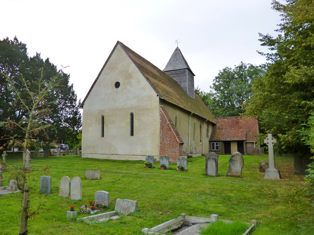 Long Sutton church
