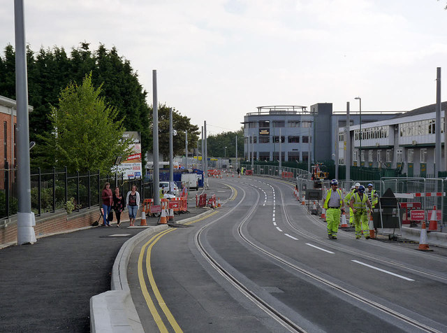 Lenton Lane