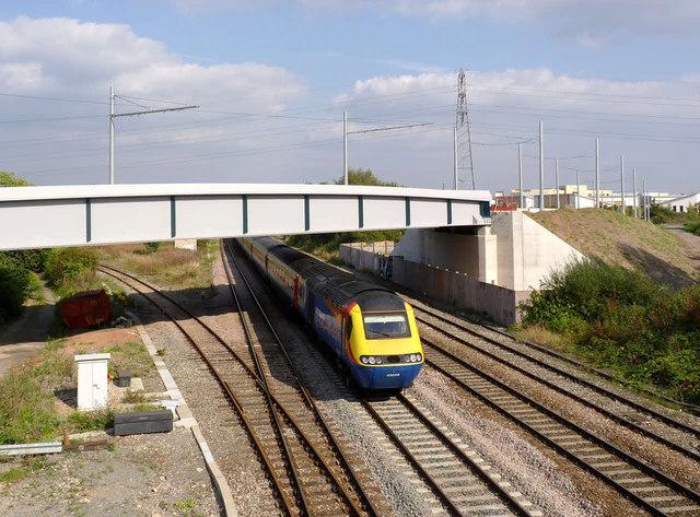 Lenton Railway Bridge (NET)