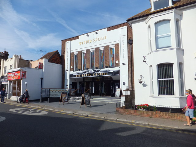 The Peter Cushing pub