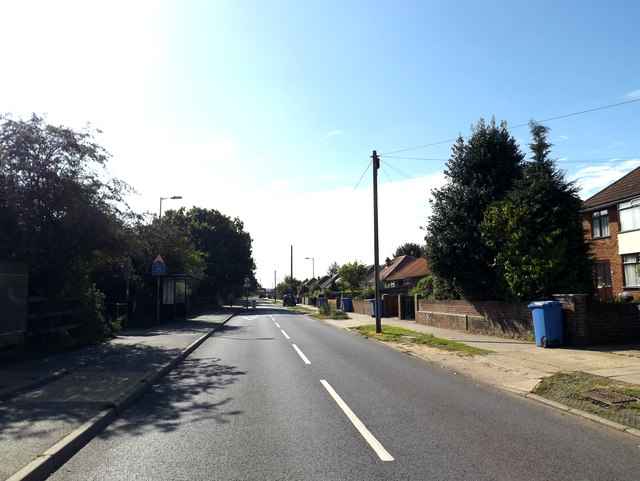 Maryon Road, Priory Heath, Ipswich