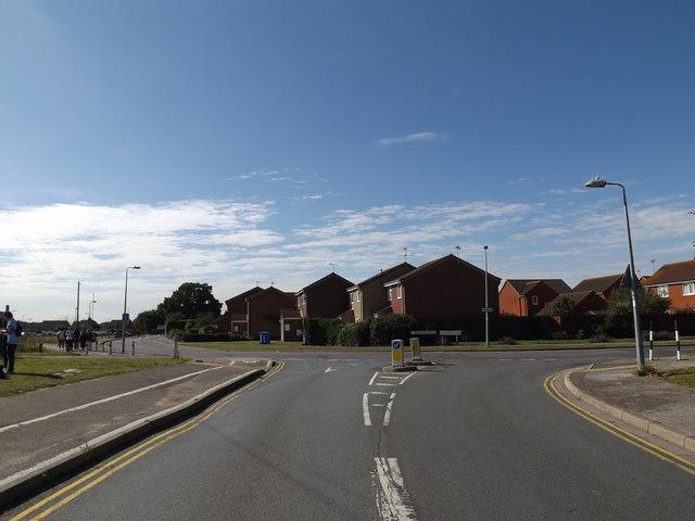 Brazier's Wood Road, Gainsborough, Ipswich