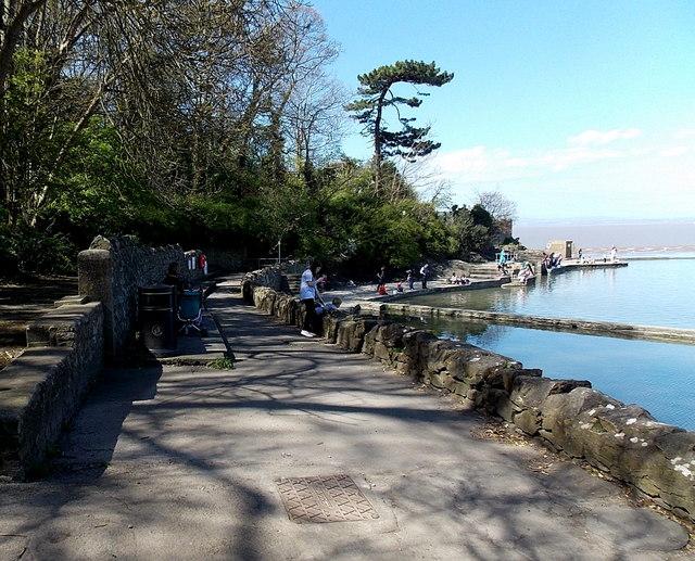 Poets Walk, Clevedon