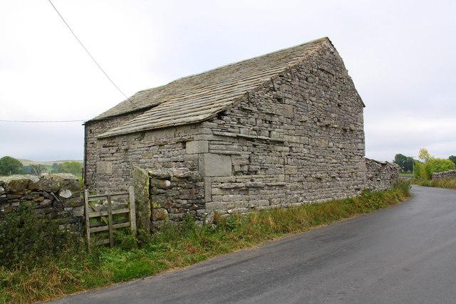 Barn beside Townhead Lane